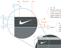 Nike.com Graphic Guidelines