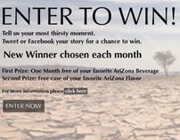 AriZona Social Media Contest