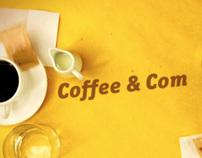Coffee&Com, WebTv Format