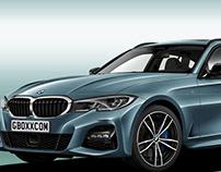 2019 BMW 3 Series Shooting Brake