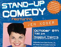 Stand-Up Comedy - Jen Kober