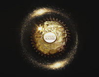 "Ferrero Rocher ""Chinese Valentine's Day"" H5 animation"