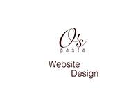 Webdesign O's Pasta