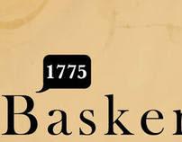 Baskerville letterproef