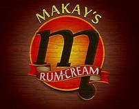 Makay's Rum Cream