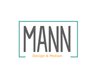 Mann Design and Motion Reel 2017