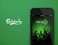 CARLSBERG GO DJ