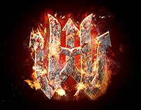 Criação de Logo Banda White Hell