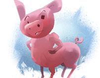 Piggytaur / personal work