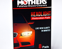 Headlight Restoration Pads