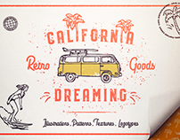 California Dreaming' • Graphic pack