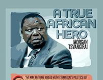Morgan Tsvangirai _ a man worth celebrating, a hero