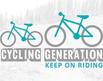 Cycling Generation Corporate Branding
