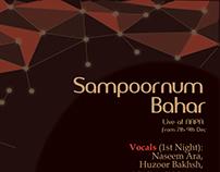 Musical Night Poster: Sampoornum Bahar