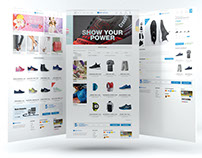 GMVegasi - eCommerce Design