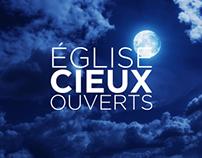 Église Cieux Ouverts / Wordpress Website