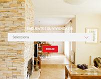 Diseño Web TUHOME Habitat