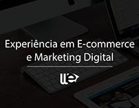 Agência We Ecommerce - Banners + Redes Sociais