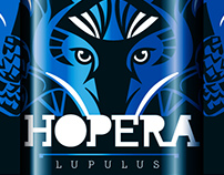 Packaging • Lupulus Hopera