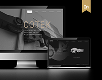 SOTEK website