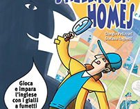 Comics - Shellrock Homes ©comicOut/stefano tognetti