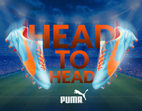 Head to Head - Puma Pitch