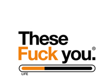 "Amoroso Mauro Design Concept ""These F**k You"""