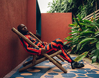 King Promise For GQ South Africa