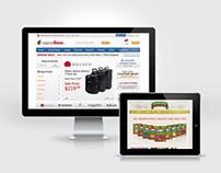 E-Commerce Web Collaborations