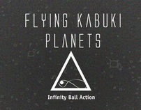 Flying Kabuki Planets