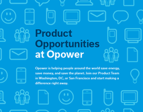 Product Opportunities Postcard