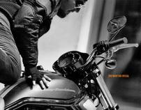 My Harley Davidson