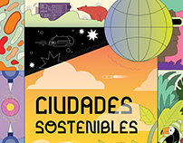 Póster Ciudades Sostenibles/ Sustainable Cities