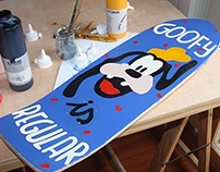 Goofy is regular - personal project
