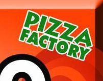 PUBLICIDAD PIZZA FACTORY