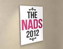 Newport Advertising Design Grad Show 2012