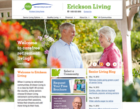 Erickson Living Website