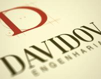 Davidov visual identity