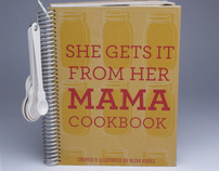 She Gets It From Her Mama Cookbook Collection