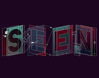 Title Sequence & Banner Design of Seen Vision Studio