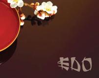 EDO Japanese Restaurant Kempinsi Jordan