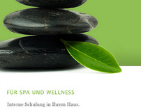 Steinmassage Schule - Website