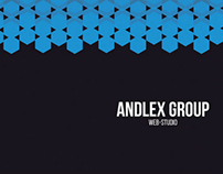 CORPORATE IDENTITY for Andlex group