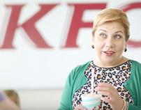 KFC: milkshake TVC