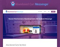 Abandoned Cart Messenger | WooCommerce Plugin WebDesign