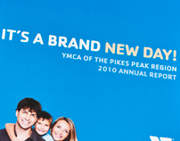 YMCA of the Pikes Peak Region Annual Report