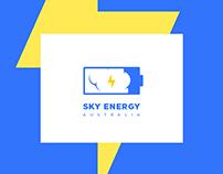 Sky Energy Logo