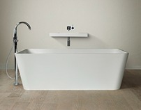 Bento Freestanding Bath