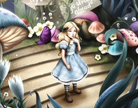 Alice (lost) in Wonderland, 2010