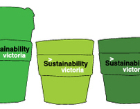 Sustainability Victoria Keepcup Campaign